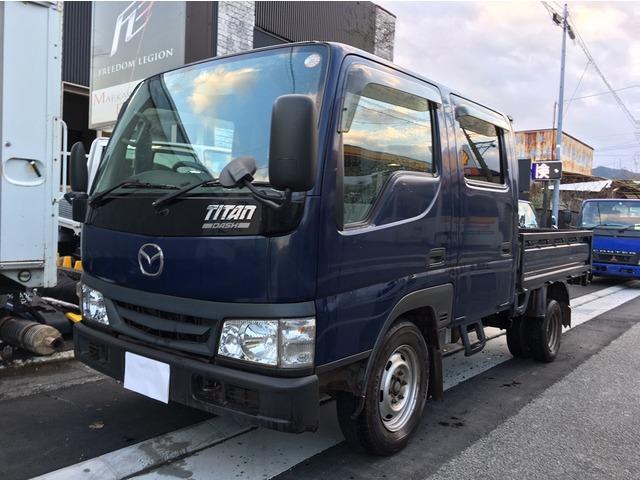 マツダ タイタンダッシュ  軽油 ディーゼル ベルト新品 格納ミラー