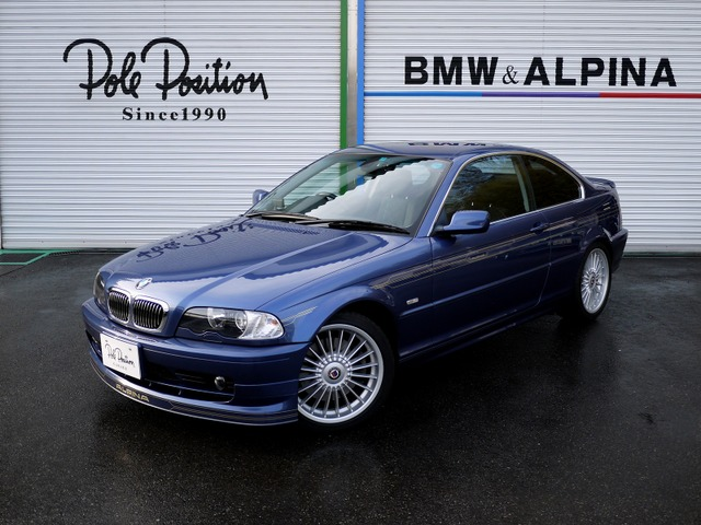 BMWアルピナ B3クーペ