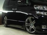 トヨタ ヴェルファイア 2.4 Z プラチナセレクションII タイプゴールド