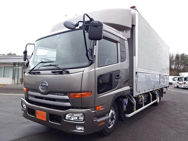 UDトラックス コンドル  フルワイド アルミウィング 9.4万km