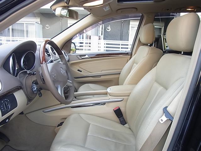 メルセデス・ベンツ GL550