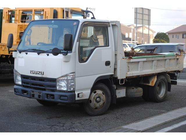 いすゞ エルフ  3tダンプ コボレーン