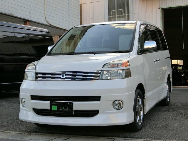 トヨタ ヴォクシー 2.0 Z 煌II ナビスペシャル 純正ナビ フルセグTV バックカメラ