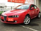 アルファロメオ アルファ159 3.2 JTS Q4 Qトロニック ディスティンクティブ 4WD