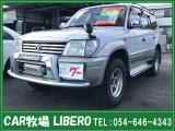 トヨタ ランドクルーザープラド 3.0 TZ ディーゼル 4WD