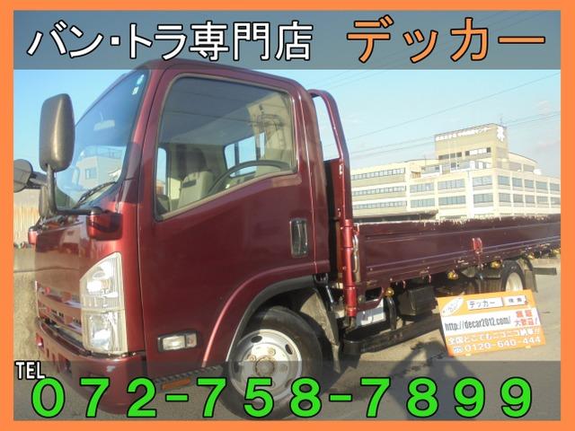いすゞ エルフ  2tワイドLスムーサー荷寸436-199