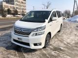 トヨタ ヴェルファイアハイブリッド 2.4 X 4WD