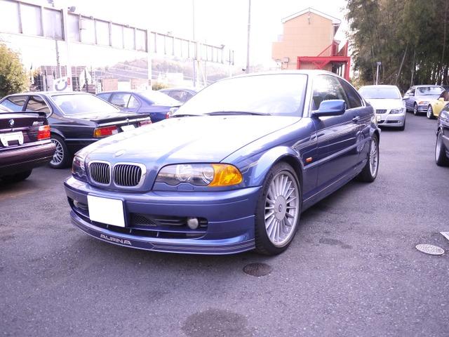 BMWアルピナ B3  -3.3クーペ 6MT ワンオーナーカー
