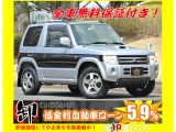三菱 パジェロミニ エクシード 4WD
