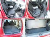 ★センターアームレスト、快適なリヤシート、使い勝手の良いカーゴスペース、荷室フロア下の収納スペースも便利。