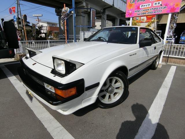 トヨタ セリカ XX  GT 5MT ノーマル 1オーナー 禁煙