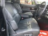 運転席・助手席の本革シート状態もヘタリやスレ等もなく綺麗な状態になります!