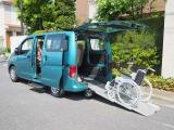 日産 NV200バネット 1.6 16S チェアキャブ 車いす1名仕様 専用サードシート有
