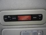 リア席用エアコンコントローラー。