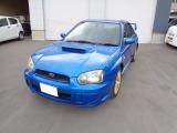 スバル インプレッサ 2.0 WRX WRリミテッド 2004 4WD