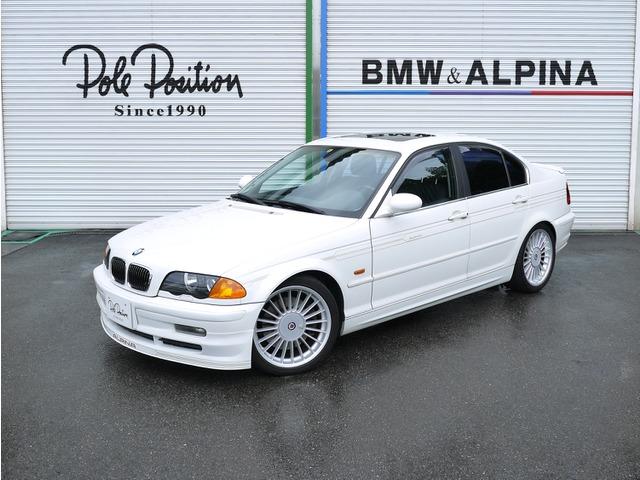 BMWアルピナ B3 3.3 リムジン 貴重6MT ニコル物 新車から記録簿有
