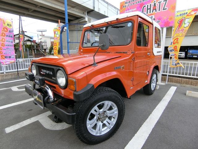 トヨタ ブリザード 2.4 DX ディーゼル 4WD 4MT 外16AW タイベル交換済