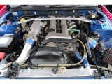 HKS GT-RSタービン・カム・ヘッドガスケット・Z32エアフロ・ノーマル書換・エキマニ・HPIアルミラジエター・オイルクーラー・前置きインタークーラー