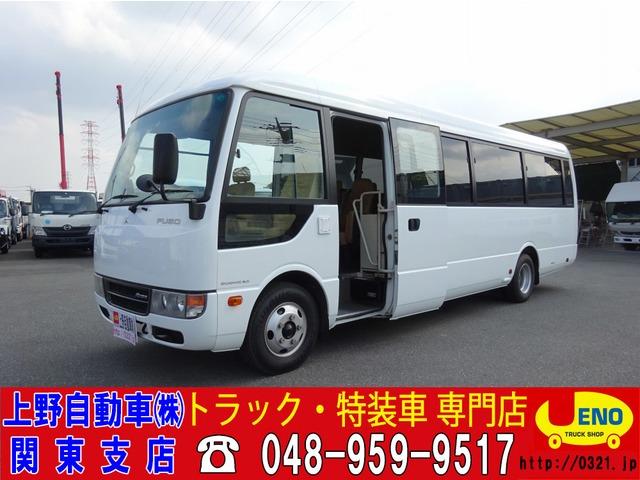 三菱ふそう ローザ  33人乗りバス スーパーロング AT車
