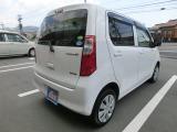 スズキ ワゴンR 4WD FX CDプレーヤー装着車パールホワイト