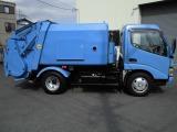 富士車輌 型式CP249 4.3立米 、官公庁仕様です。