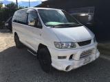三菱 デリカスぺースギア 3.0 シャモニー エアロルーフ 4WD