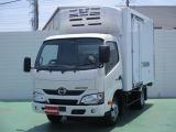 日野 デュトロ 冷蔵冷凍車