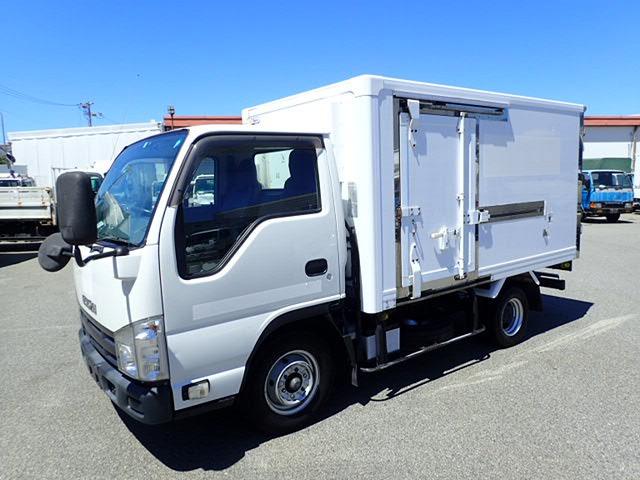いすゞ エルフ 冷凍車 H22標準10尺 1.5t 低温-30℃