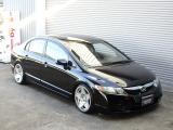 シビックセダン LX -S逆輸入左ハンドル日本未発売