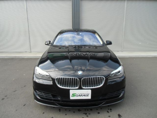 BMWアルピナ B5 ビターボ リムジン 左H ベージュ革 ナビTVカメラETC