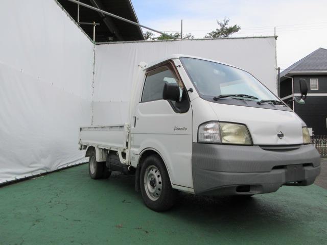 日産 バネットトラック 2.2 DX ディーゼル 日産 バネットトラック ワンオーナー