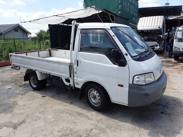 マツダ ボンゴトラック  H18 1t 平ボディ ディーゼル