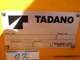 ★タダノ製★BT-110ヤンマー製ディーゼル発電機付