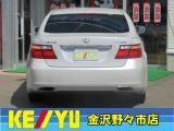 LEXUS(レクサス)ブランドのフラッグシップセダンとなるLS460かつて国内トヨタモデルである日本名セルシオから数えて4代目となるLS