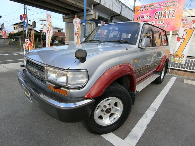 トヨタ ランドクルーザーバン VX リミテッド 1オーナー 1ナンバー Dターボ4WD