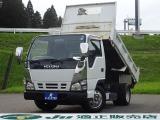 いすゞ エルフ 4.8 強化ダンプ フルフラットロー ディーゼル
