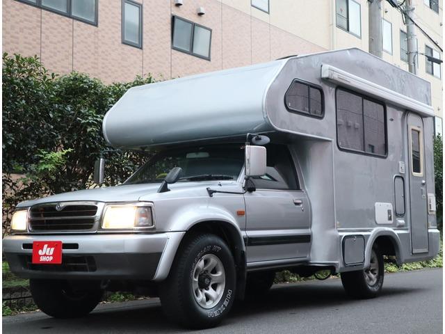 マツダ プロシード  4WDキャンピングカー・AtoZ・禁煙