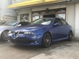 アルファロメオ アルファ156 GTA