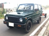 スズキ ジムニー ターボ バン 4WD
