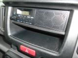 時計機能付きAM/FMラジオ