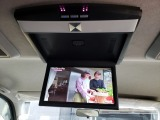 LEDフォグライト/黒革調シートカバー/黒木目調パネル/ガングリップステアリング/ベッドキット/社外HDDナビフルセグTV・DVDビデオ・Bluetooth/