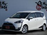 トヨタ シエンタ 1.5 G セーフティセンス 地デジナビ 両電動ドア