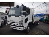 フォワード トラック 4WD 平ボディー 積載3.6t