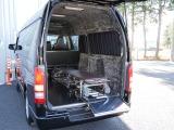トヨタ ハイエースバン 3.0 DX ロング ハイルーフ GLパッケージ ディーゼル  4WD