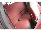 リヤシートは使用感も無く綺麗な状態です。