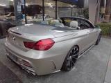 BMW 640iカブリオレ