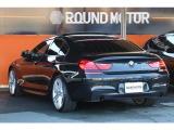 BMW 640iグランクーペ Mスポーツパッケージ