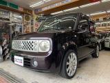 日産 キューブ 1.4 14S FOUR 4WD