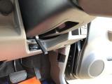 チルトステアリング付きなのでハンドルの位置も自由に変更できます。