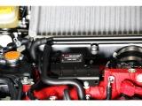 S208は平成の名機と呼ばれるEJ20型エンジンを搭載、さらにSTI で専用チューニングが施されており、最大329馬力(カタログ値)を発生させる、まさに特別仕様です。スバリストなら羨望の一台です!